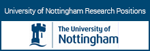University of Nottingham Research Positions